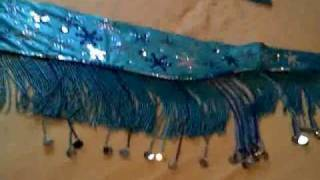 Disfraz bailarina arabe niña