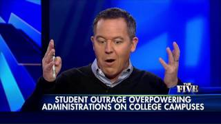 Gutfeld: Pampered student protesters ignore real horror