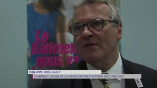 BTP Yvelines : les professionnels du bâtiment s'impliquent