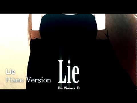 Megurine Luka - Lie (Piano Cover)