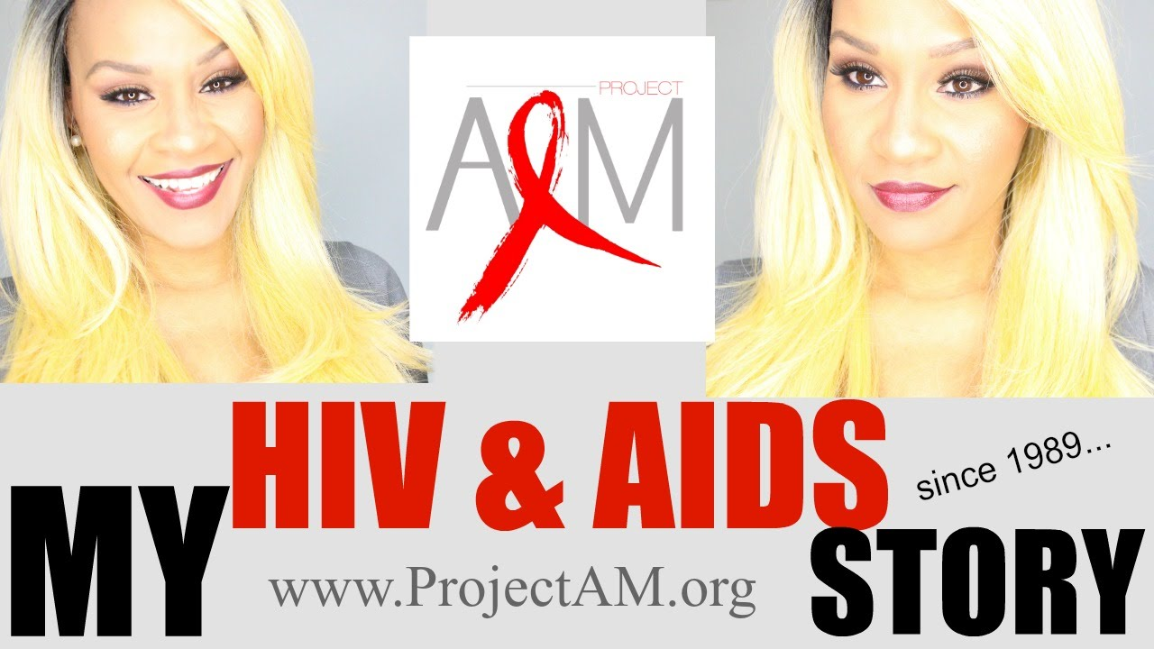 My HIV & AIDS Story (My 1st Youtube Video)