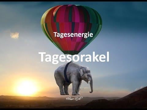 Tagesorakel Montag 05.08.2019 - Leichtigkeit oder Leichtsinn?