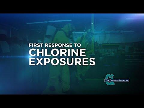 Chlorine Institute: First Response To Chlorine Exposures