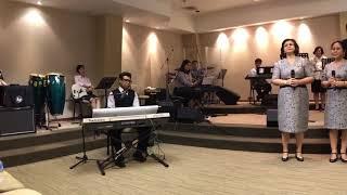 Gambar cover #1 Yobel Choir Ministry @ GPdI Singapore 05/08/18