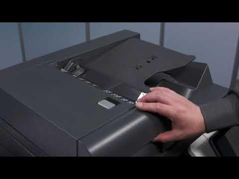 Skenování automatickým podavačem dokumentů