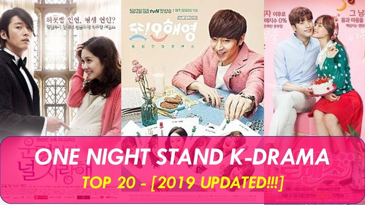 One Night Stand Korean Drama List