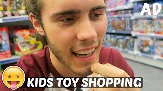 KIDS TOY SHOPPING!