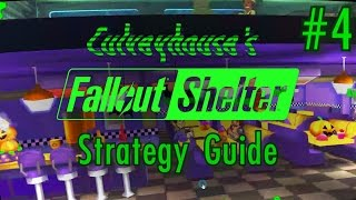 Fallout Shelter Strategy Guide, Part 4: Training Your Dwellers and Hosting a Radio Show! (in 1080p)