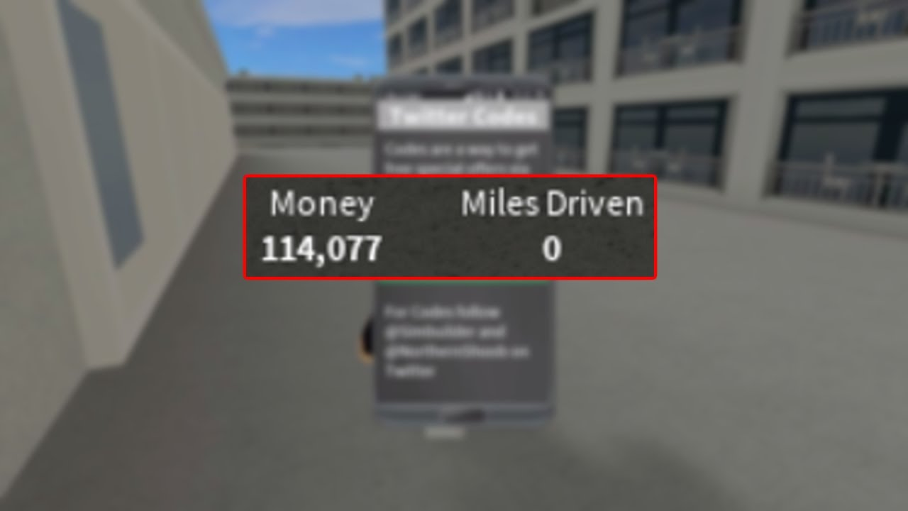 roblox vehicle simulator money codes
