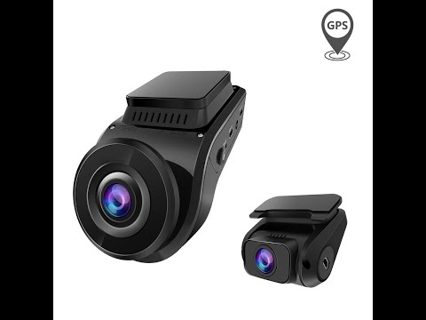 Vantrue S1 Dual 1080p Dashcam Day And Night, Front And Rear Sample Videos