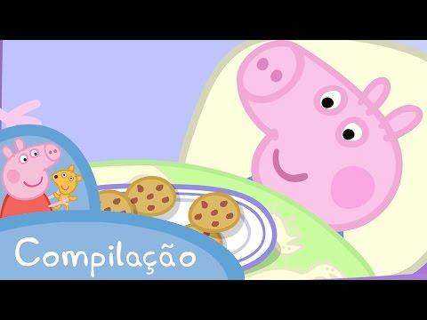 Peppa Pig Português | Compilação 2 (45 minutos)