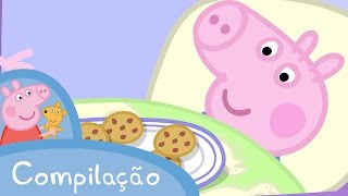 Peppa Pig em Português | Compilação 2 (45 minutos) | Desenhos Animados | Desenhos Animados #PPBP2018