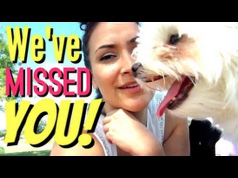 Julie Vlogs: We've MISSED You!!