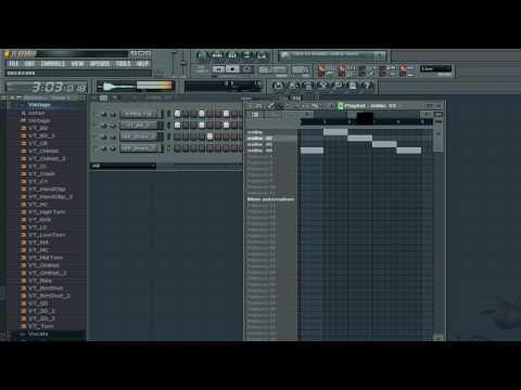 FL Studio Lil Wayne - A Milli Instrumental