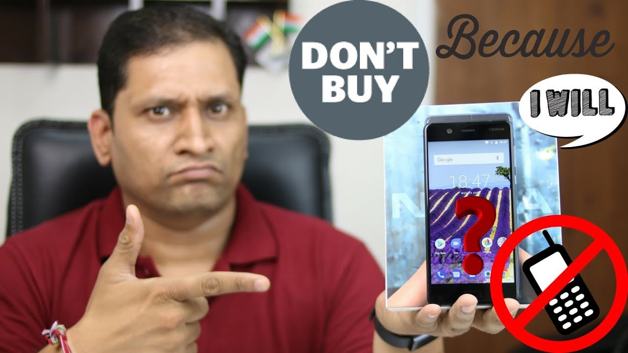 Don't Buy Nokia 5 Because Its not worth