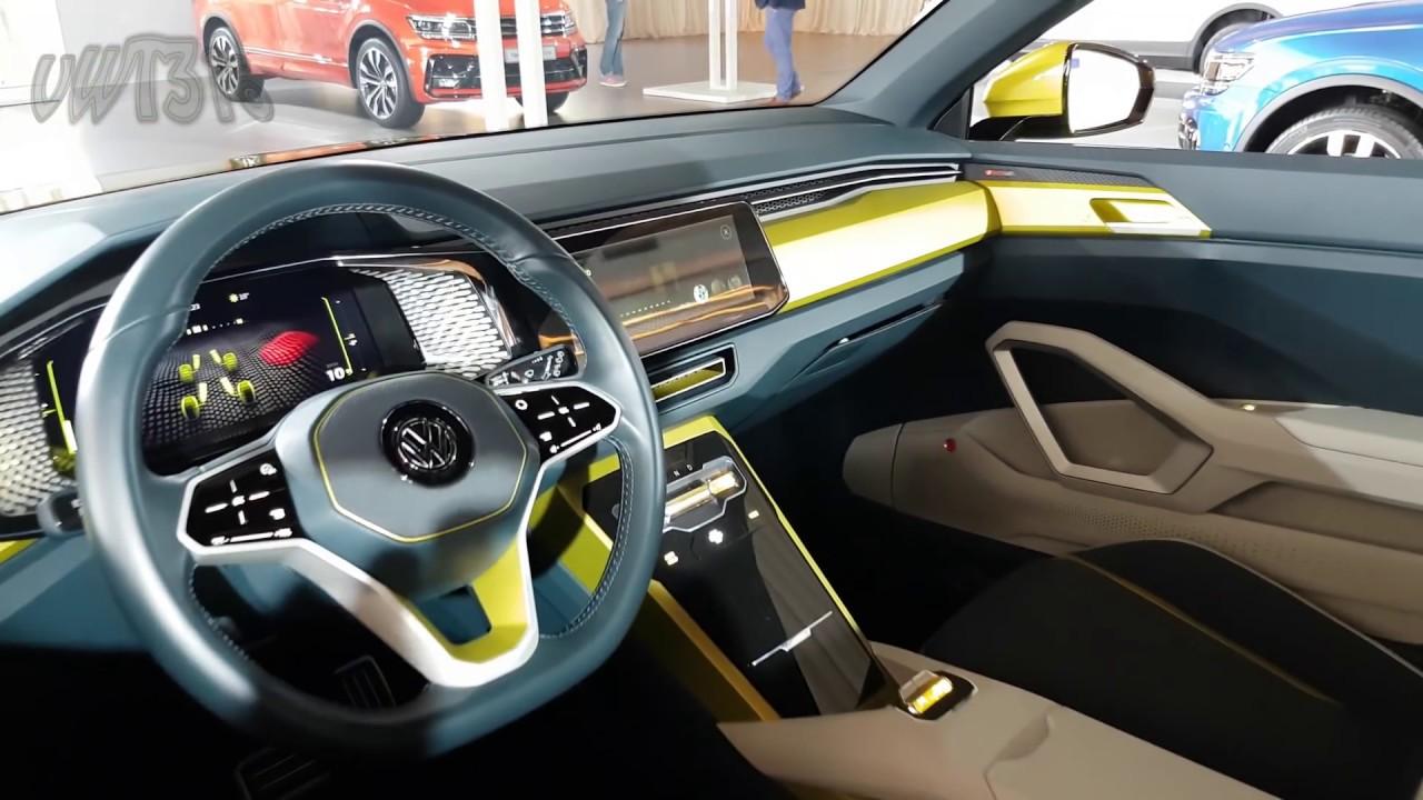 vw t cross breeze das neue t roc cabrio kommt 2020 preview walkaround thuglive youtube. Black Bedroom Furniture Sets. Home Design Ideas