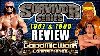 WWE Survivor Series 1987 & 1988 REVIEW