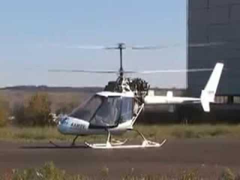 Вертолет из Кумертау