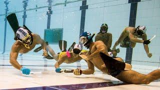 Equipo Elite Masculino de Hockey Subacuático de Colombia