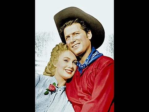 Oh, What A Beautiful Mornin'_Oklahoma 1955 Lyrics