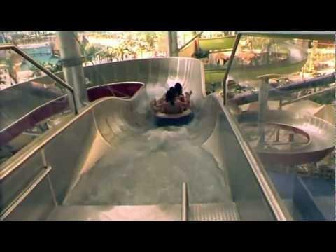 Grootste Zwembad In Europa Subtropisch Zwembad Tropical Islands In Duitsland Berlijn