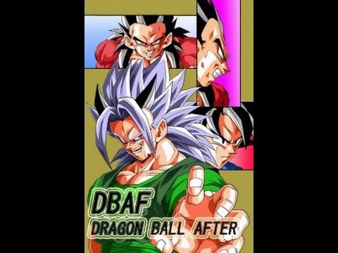Dragon ball AF Young Jijii's Chap 3-4