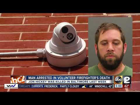 Police arrest Harford Co man in murder of volunteer firefighter