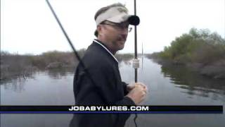 Wade Middleton on what it takes to find fish on Falcon Lake