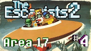 The Escapists 2: 4-Player - Area 17 #4 - To Space!