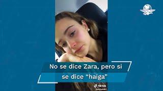 """La Tiktoker que pronuncia mal Zara denuncia el robo de su cuenta de Instagram y usuarios de redes sociales desatan memes por decir """"haiga"""""""