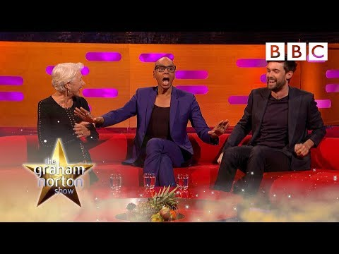 rupaul's-hilarious-advice-for-good-chat-|-the-graham-norton-show---bbc