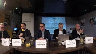 Robert Kroplewski - Umowy o wolnym handlu vs. ekonomia cyfrowa i społeczeństwo informacyjne