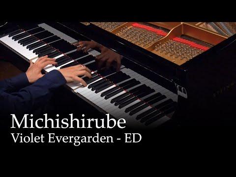 Michishirube - Violet Evergarden ED [Piano]