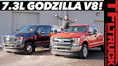 Just Arrived! New 2020 Ford F250 7.3L Gas V8 and Diesel Dually: All the New Features!