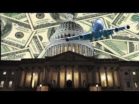 Congress Free Trips No Longer Need Disclosure