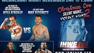 IHWE Tv Silent Night Violent Night 2014!
