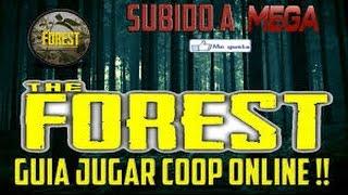 Como Jugar The Forest Online Coop