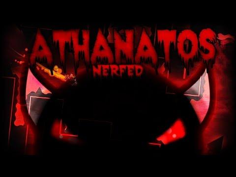 Athanatos Nerfed 100%  Flub  Geometry Dash 20