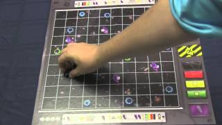 Space Cadets Dice Duel Review - with Tom Vasel