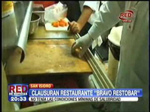 Municipalidad de San Isidro clausura restaurante