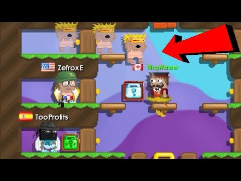 THE BEST HACKING TRICK EVER!?? HACKER SCAM FAILING A SCAMMER!! | Growtopia