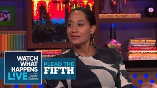 Tracee Ellis Ross Tells What Diana Ross Song She