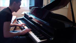 Alesso ft. Matthew Koma - Years (Piano Cover)