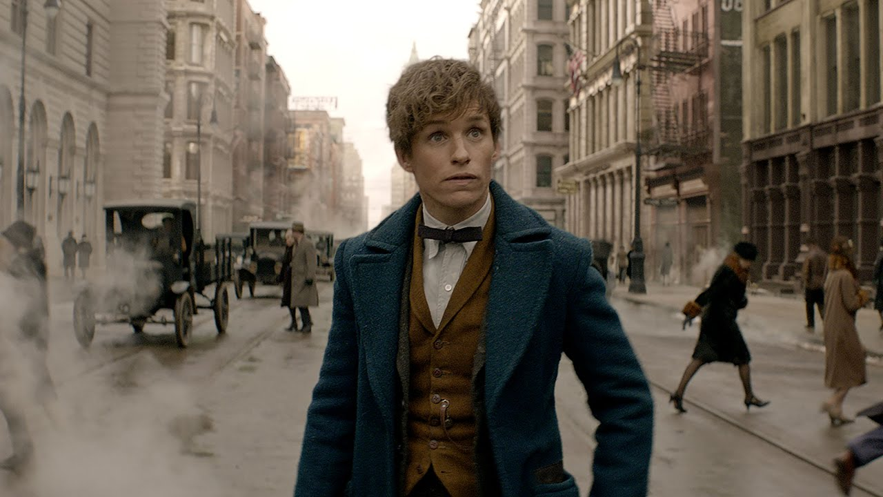 maxresdefault Fantastic Beasts Is A Delightful Introduction To The U.S. Wizarding World