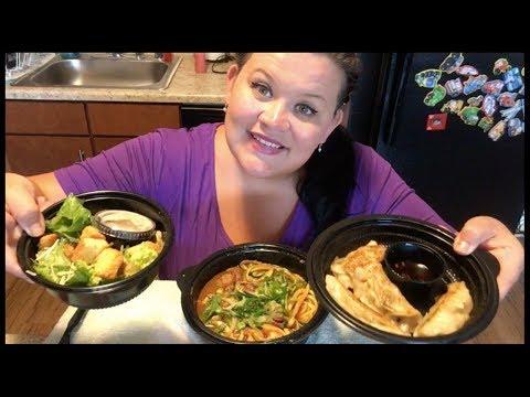 korean-beef-zoodles-with-shrimp-noodles-&-company-taste-test-mukbang