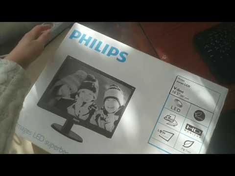 """Монітор 18.5"""" Philips V-line 193V5LSB2/62"""