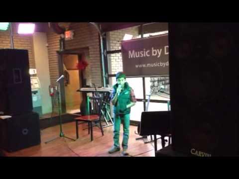 Dhruv's recital @ bogeys bar & grill