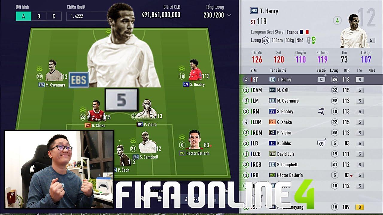 FIFA ONLINE 4: Đi Chợ BÙNG NỔ Arsenal 150 Tỷ Max Ping & Kèo Ngon Bổ Rẻ TIẾP THEO | 17-10-2021