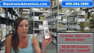 Original Sharp 9JM203355091093 Air Conditioner Remote Control Coupon $5 Off -- ElectronicAdventure