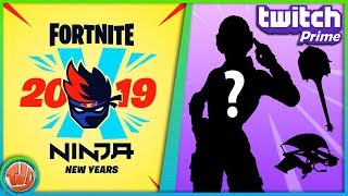 *BREAKING* GROOT EVENT!! TWITCH PRIME PACK 3!! *GRATIS* WRAP!! - Fortnite: Battle Royale